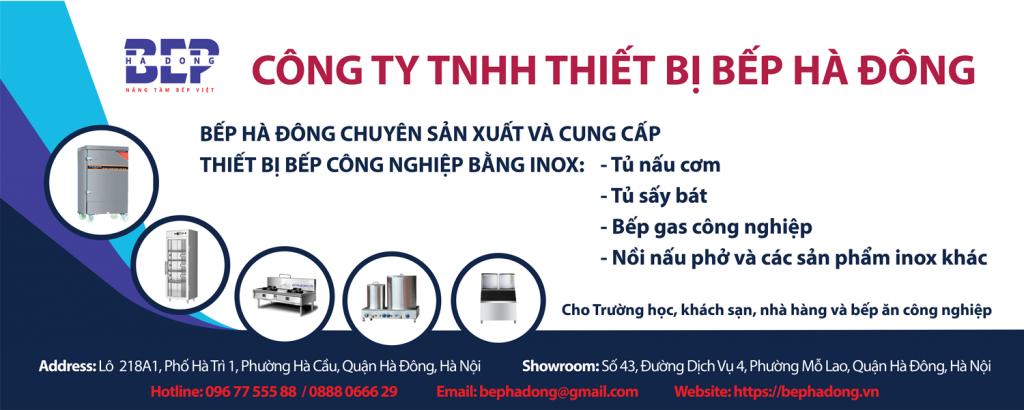 giới thiệu bephadong.vn