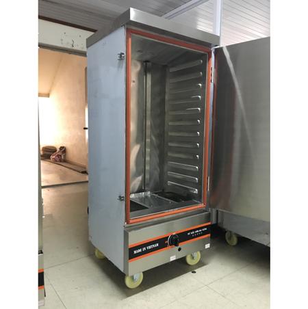 Cấu tạo tủ nấu cơm công nghiệp 33 kg