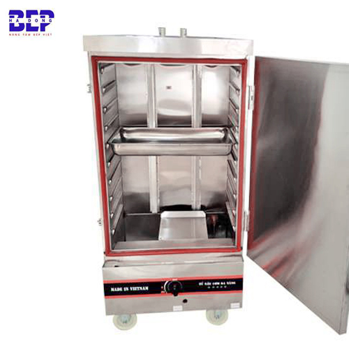 Tủ nấu cơm công nghiệp dùng ga