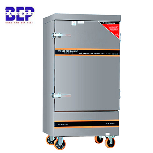 tủ nấu cơm công nghiệp bằng điện 6 khay 8 khay 10 khay 12 khay 20 kg 28kg 30kg 40kg 50kg 60kg