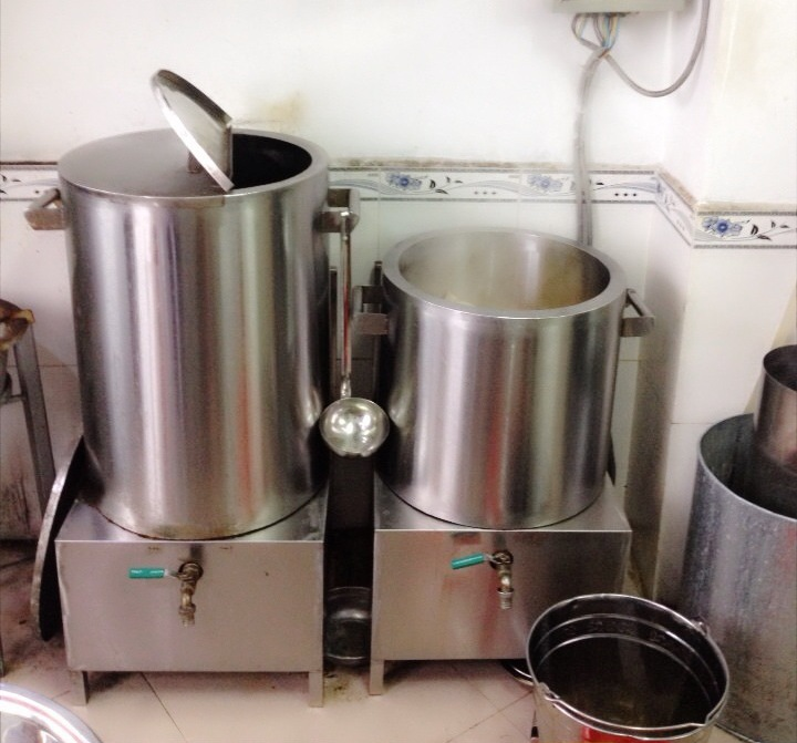 Hướng dẫn cách phân biệt nồi nấu phửo chình hãng mới nhất hiện nay