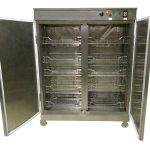 Tủ sấy bát đĩa inox đem đến sự chuyên nghiệp cho căn bếp của bạn