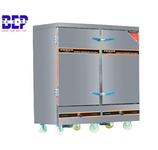 Trong quá trình nấu cần kiểm tra nguồn điện để đảm bảo được cấp điện cho tủ nấu.
